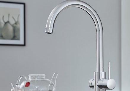 高仪发布两款新品水龙头液压缸